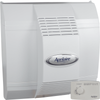 Aprilaire Model 700 High-Capacity Humidifier - Manual Control