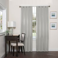 Eclipse Darrell Thermaweave Room Darkening Window Curtain Panel