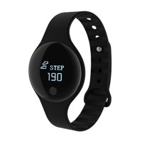 IMAGE Fitness Tracker with t ouch s creen Smart Wrist Watch for iPhone Android
