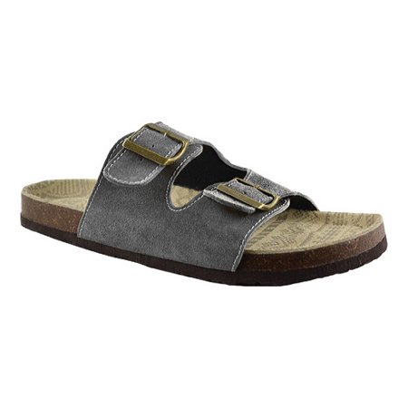 MUK LUKS® Men's Parker Duo Strapped Sandals Birkenstock Arizona Birko Flor Sandal