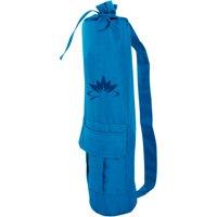 Lotus Yoga Mat Bag