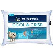 """Sertapedic Cool & Crisp Pillow S/Q 20"""" x 28"""" Pack of 1"""