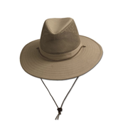 8a19bd7287f Men s Crushable Wide Brim Bucket Hat UPF-50 Sun Protection Mesh Crown  Breathable