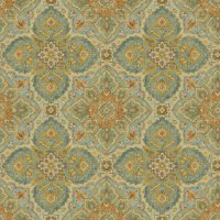 Waverly Inspirations TILE ADOBE 100% Cotton Duck Fabric 45'' Wide, 180 Gsm, Quilt Crafts Cut By The Yard