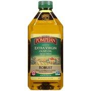 Pompeian Extra Virgin Olive Oil Robust, 68.0 FL OZ
