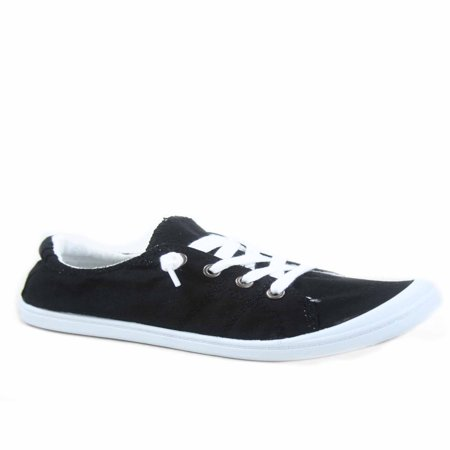 Zig-s Women's Causal Comfort Slip On Round Toe Flat Sneaker Shoes ()