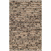 Safavieh Bohemian Nel Transitional Braided Striped Area Rug