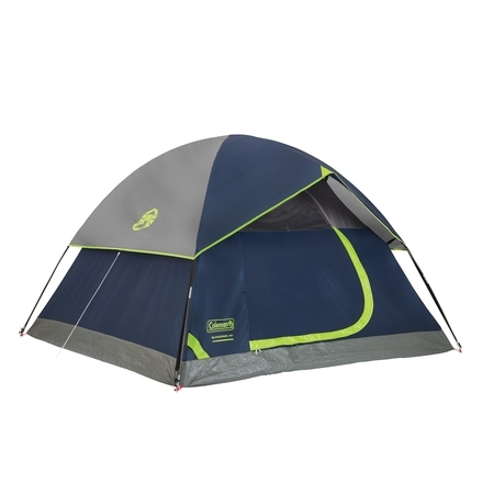 - Coleman Sundome 4-Person Tent, Navy