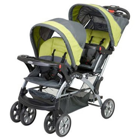 Baby Trend Sit N Stand Infant & Toddler Double Inline Tandem Stroller,