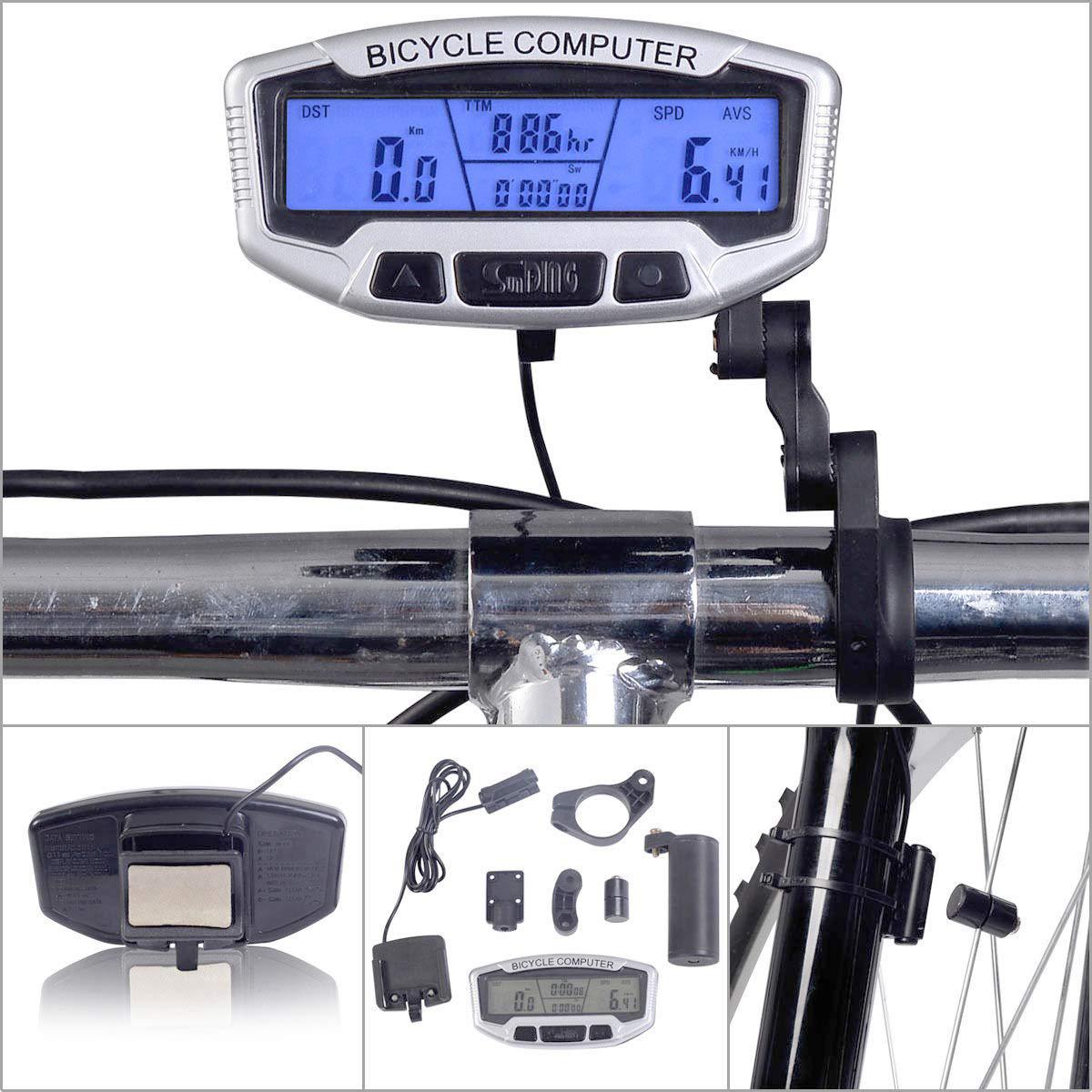 Cyclometers