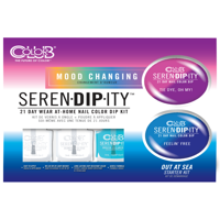 Color Club Serendipity Starter Kit, Out At Sea