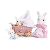Calico Critters Connor and Kerri's Carriage Ride