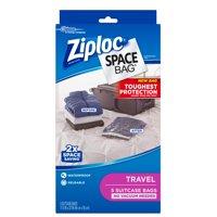 Ziploc Space Bag Travel Bag 5 count