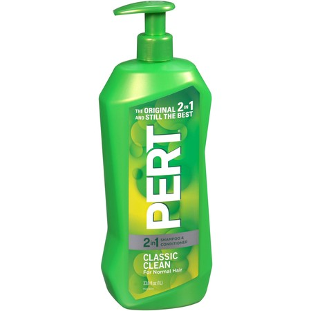 4in 1 Shampoo (Pert Classic Clean 2 in 1 Shampoo & Conditioner, 33.8 fl oz )