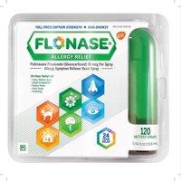 2 Pack - Flonase Allergy Relief Nasal Spray 120 ea