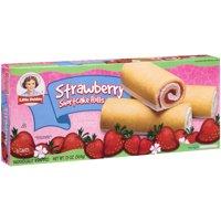 Little Debbie Snacks Strawberry Shortcake Rolls, 6ct