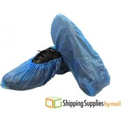 100Pcs Disposable Plastic Shoe Covers Rooms Outdoors Waterproof Rain Boot Carpet Clean Hospital Overshoes Shoe Care