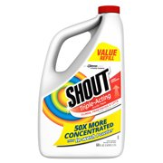 Shout Triple-Acting Liquid Refill, 60 Oz