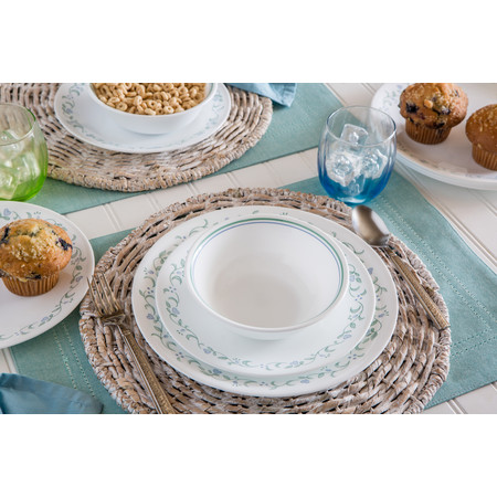 Main Dash (Corelle Livingware Country Cottage Dinnerware Set, 16 Piece)