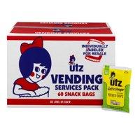 Utz Potato Chips, Salt & Vinegar 1 oz. 60 count Box