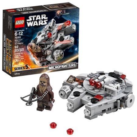 LEGO Star Wars TM Millennium Falcon™ Microfighter 75193](Funny Lego Star Wars Halloween)
