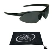 51cd07803f proSPORT Polarized Bifocal Sunglasses for Men and Women. Anti Glare Impact  Resistant Polycarbonate Lenses.