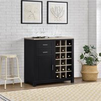 Better Homes and Gardens Langley Bay Bar Cabinet, Multiple Colors