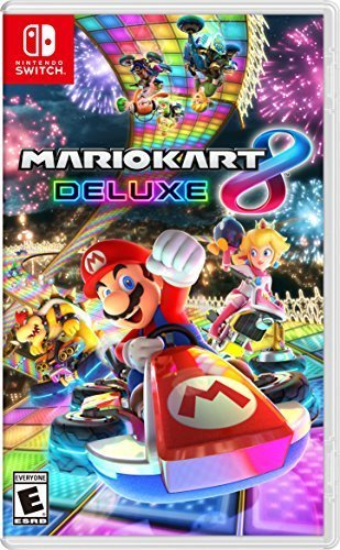 Mario Kart 8 Deluxe, Nintendo, Nintendo Switch, 045496590475](Super Paper Mario Fire Tablet)
