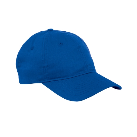 Ladies Washed Twill Cap (BX880 Big Accessories Baseball Cap 6-Panel Twill Unstructured Men's )