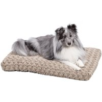 """MidWest Quiet Time Pet Bed Deluxe Mocha Ombre Swirl 29""""x21"""""""