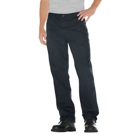 - Dickies Men's Relaxed Fit Duck Carpenter Jean