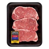 Beef Choice Angus New York Strip Steak Family Pack 1.53-2.63 lb