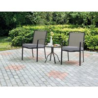 Mainstays Oakmont Meadows 3-Piece Outdoor Bistro Set