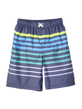 Stripe Swim Trunk (Little Boys)