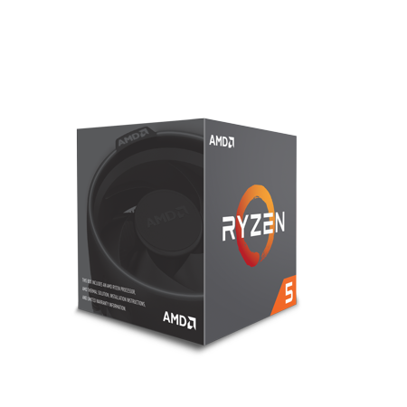 AMD CPU Ryzen 5 2600X - YD260XBCAFBOX - Free The Division® 2 Gold Edition & World War Z with purchase