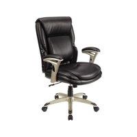 Serta Ergo Infinite Lumbar Support Office Chair with Adjustable Lumbar Control