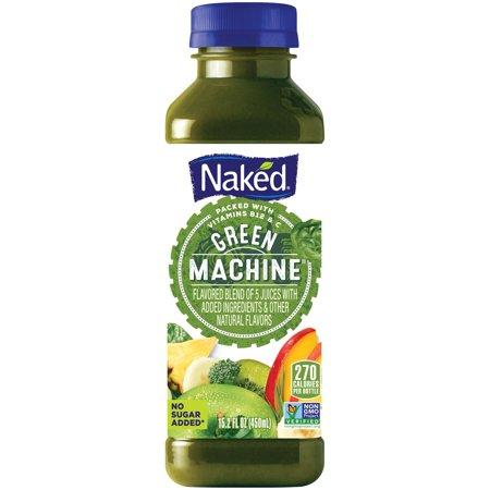 Naked Juice Smoothie Boosted Green Machine - 15.2 Fl. Oz. - Randalls
