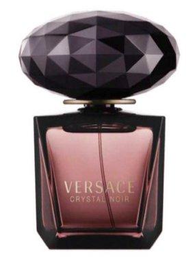 Versace Crystal Noir Mini Eau de Toilette Perfume for Women .17 oz