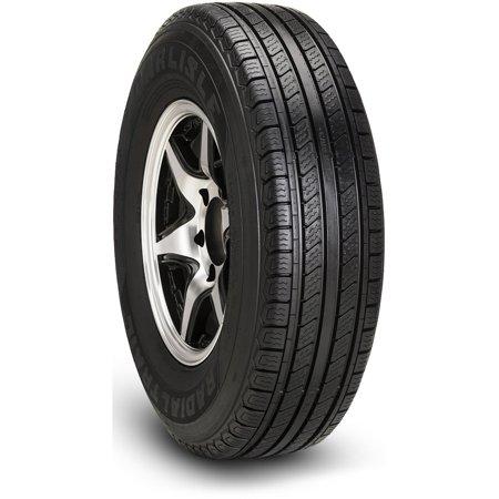 Carlisle Radial Trail Hd Trailer Tire St225 75r15 D 8 Walmart Com