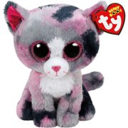 TY Beanie Boo Plush - Lindi the Cat 6