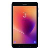 """SAMSUNG Galaxy Tab A 8"""" 32GB Android 7.1 Wi-Fi Tablet Silver- Micro SD Card Slot - SM-T380NZSEXAR"""