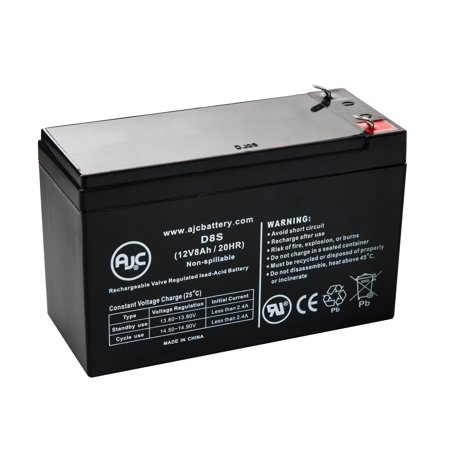Tripp Lite Internet Office 500 12V 8Ah UPS Battery - This is an AJC Brand Replacement