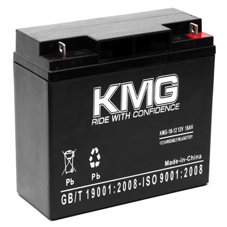 KMG 12V 18Ah Replacement Battery for Alpha UPS1000 UPS1500 UPS2000 UPS2200 UPS600 - image 3 of 3