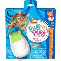 Friskies Pull 'n Play Play Cat Treats - 3.1 oz. Box