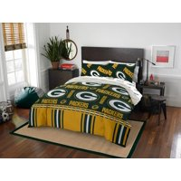 NFL Green Bay Packers Bed In Bag Set