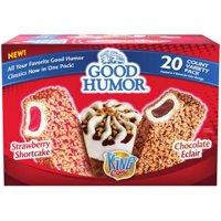 Good Humor Variety Pack Ice Cream Cones, 20 ct, 72.8 fl oz