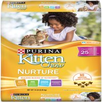 Kitten Chow Nurture Kitten Dry Cat Food, 14 lb