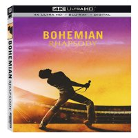 Bohemian Rhapsody (4K Ultra HD + Blu-ray + Digital Copy)