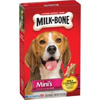 Milk-Bone Mini's Original Dog Biscuits, 15-Ounce