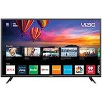 Refurbished VIZIO E E50-F2 50-inch 4K HDR Ultra HD LED Smart TV - 3840 x 2160 - Clear Action  240 - Virtual Surround, DTS Studio Sound II - Wi-Fi - HDMI